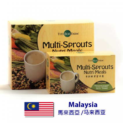 Nutri Meals Multi-Sprouts