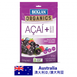 Bioglan Superfoods Acai + Berry Powder 100g